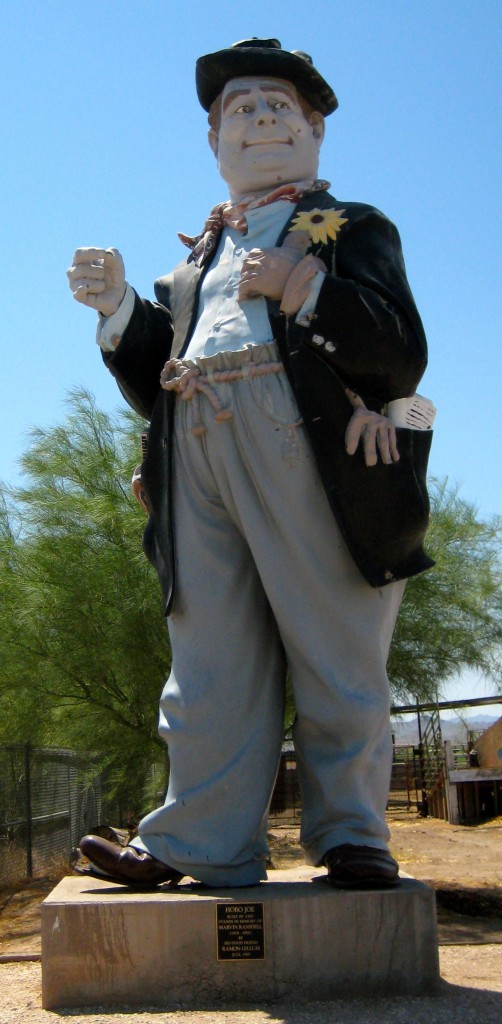 The Next 100 Years >> Hobo Joe - Signs of Arizona
