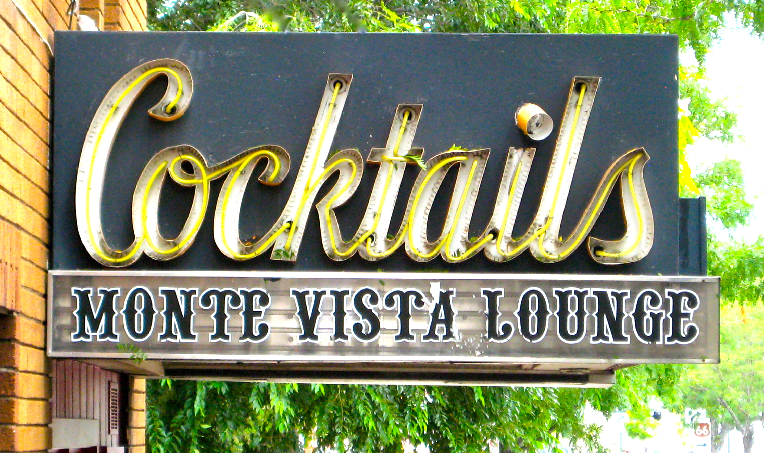 Signs of Arizona | Business Signs | Libation Stations | Monte Vista Lounge, Flagstaff