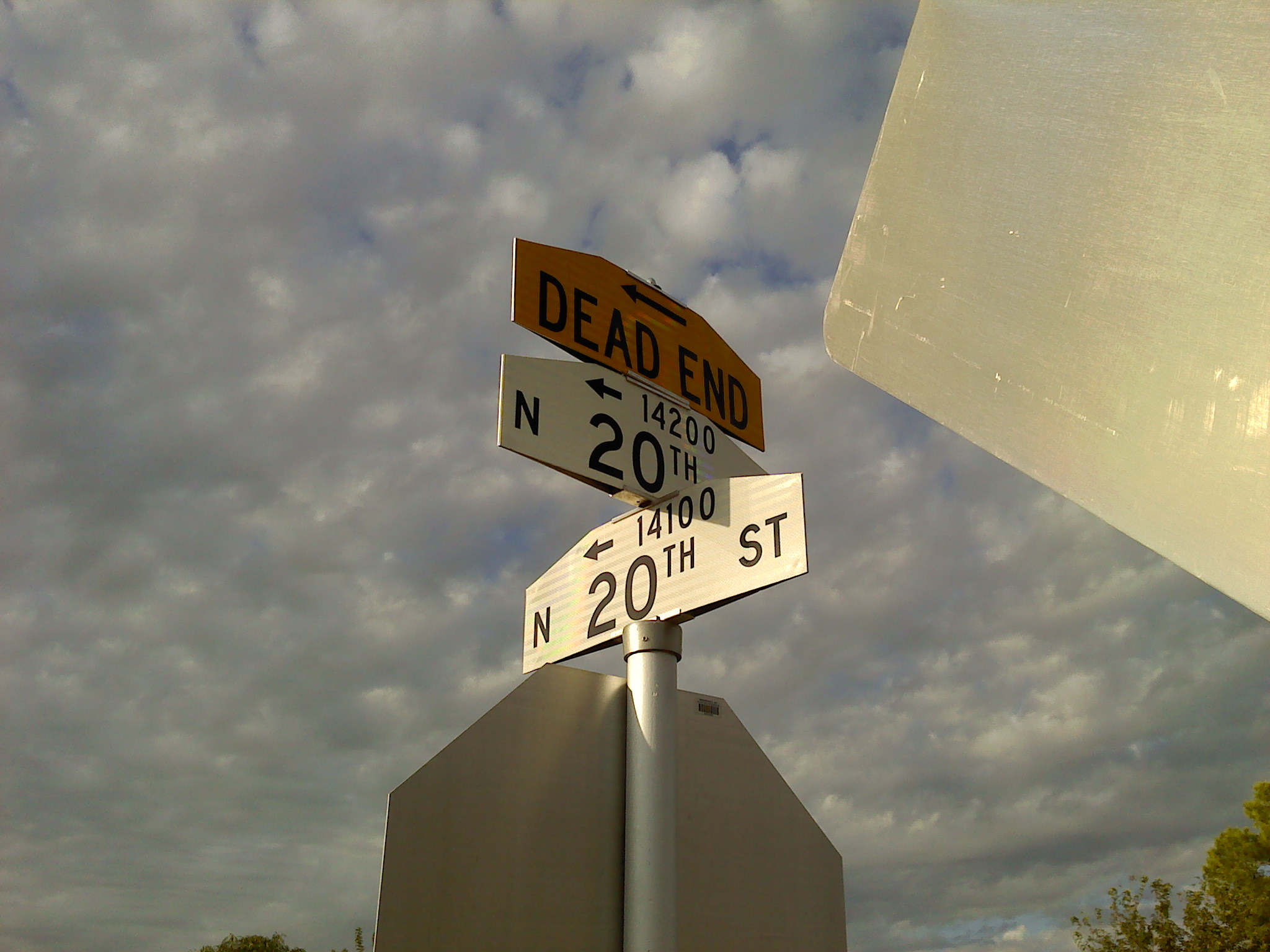 Signs of Arizona | Government Signs | 20th Street at 20th Street, Phoenix