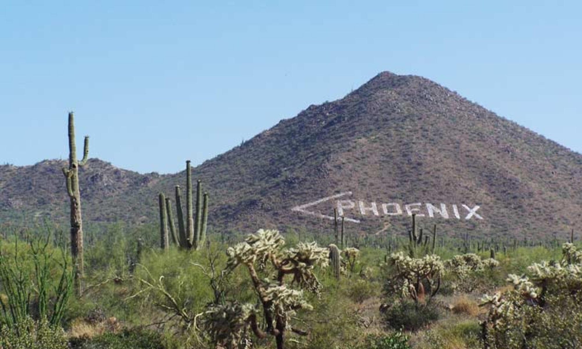 Signs of Arizona