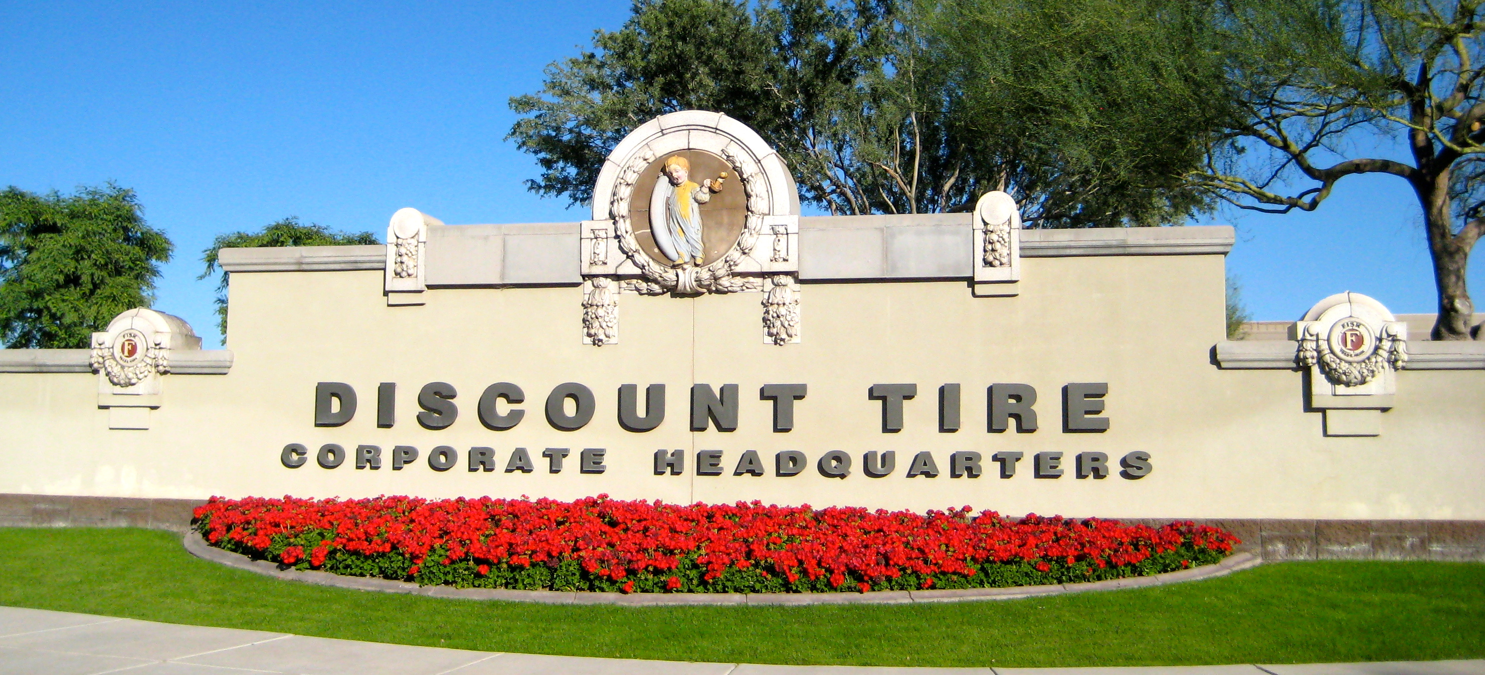 Discount Tire Signs Of Arizona